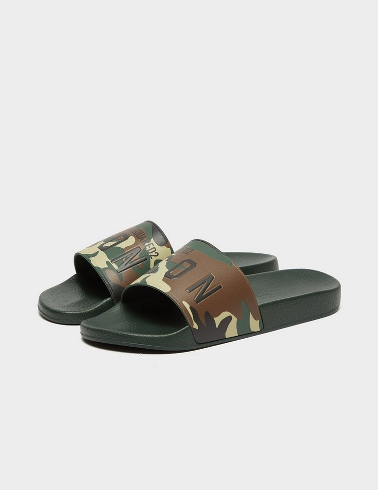 Dsquared2 Icon Slides