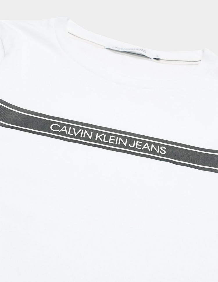 Calvin Klein Jeans Stripe Short Sleeve T-Shirt