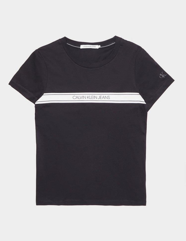 Calvin Klein Jeans Stripe Short Sleeve T-Shirt