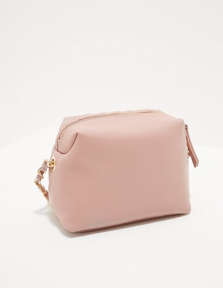 Valentino by Mario Valentino Signature Quilted Box Bag