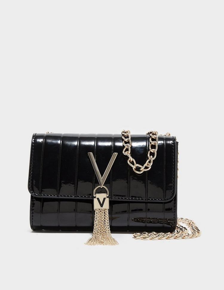 Valentino by Mario Valentino Bongo Patent Small Shoulder Bag