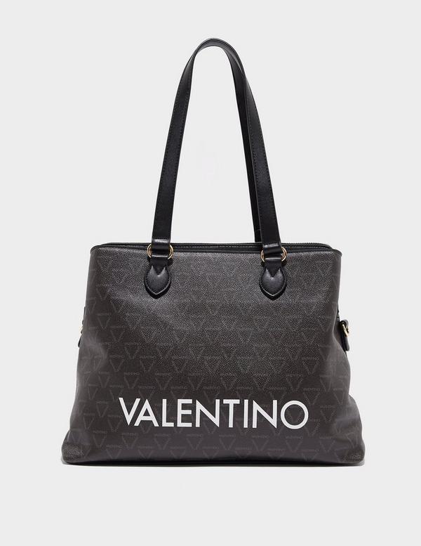 Valentino Bags Liuto Signature Tote Bag