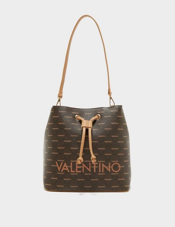 Valentino Bags Luito Signature Bucket Bag