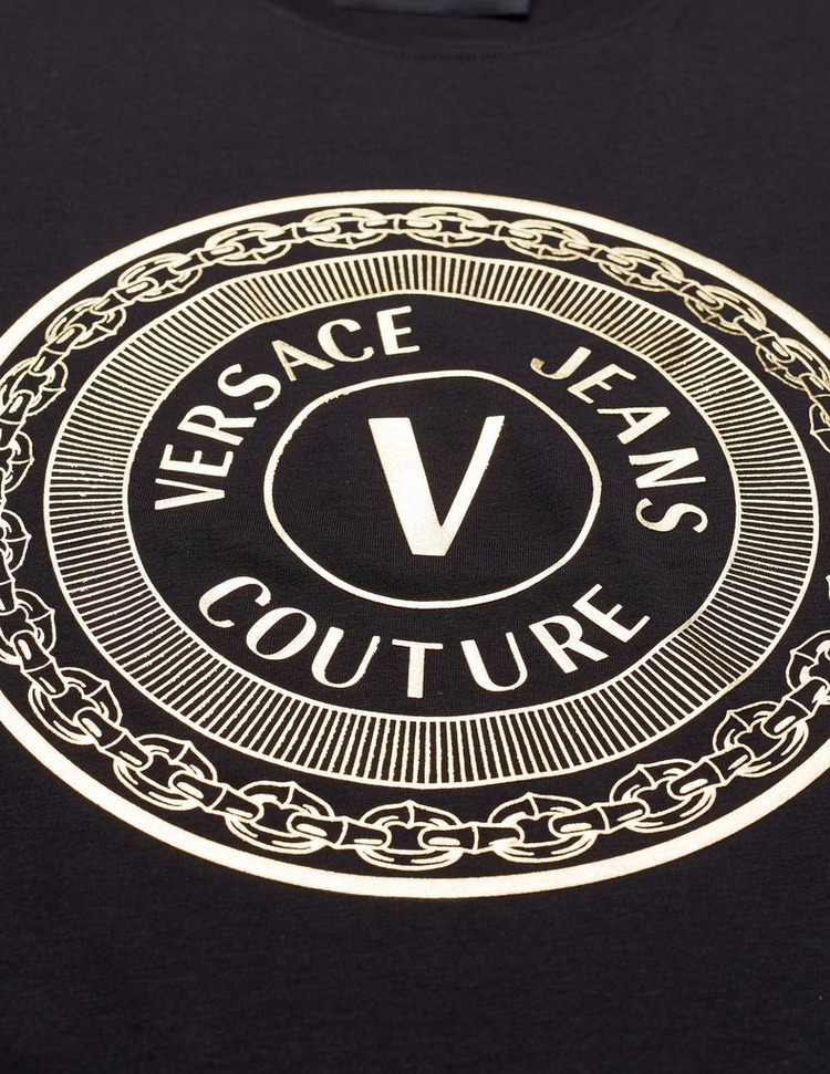Versace Jeans Couture Medallion Short Sleeve T-Shirt