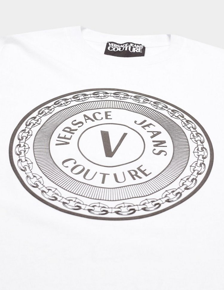 Versace Jeans Couture Medallion Short Sleeve T-Shirt