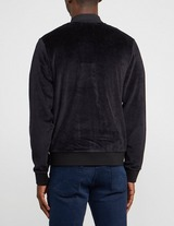 Fred Perry Velour Bomber Jacket