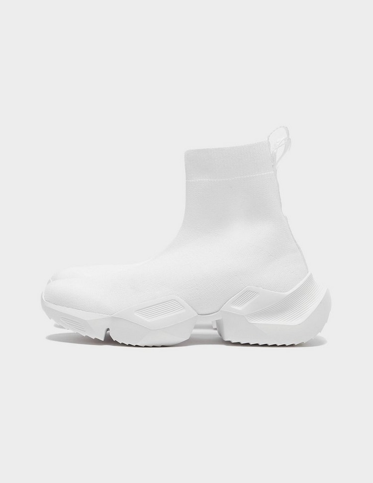 Versace Jeans Couture Chunky Logo Sock Trainers