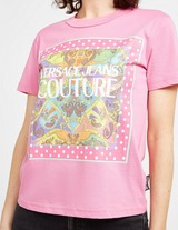 Versace Jeans Couture Square Print T-Shirt
