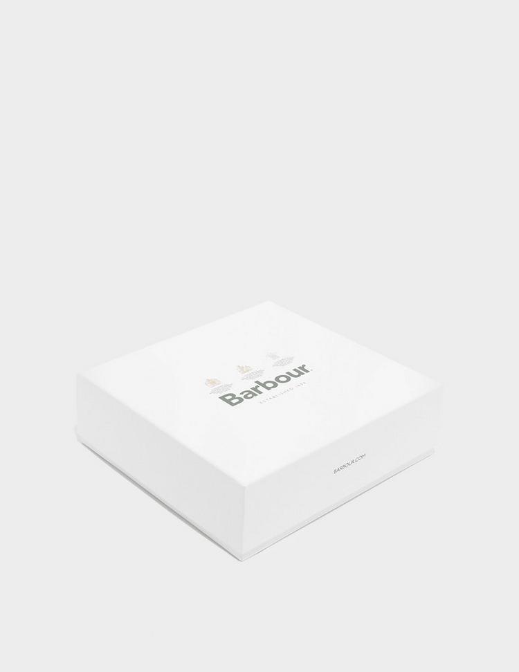 Barbour International Sparkle Beanie & Scarf Gift Set