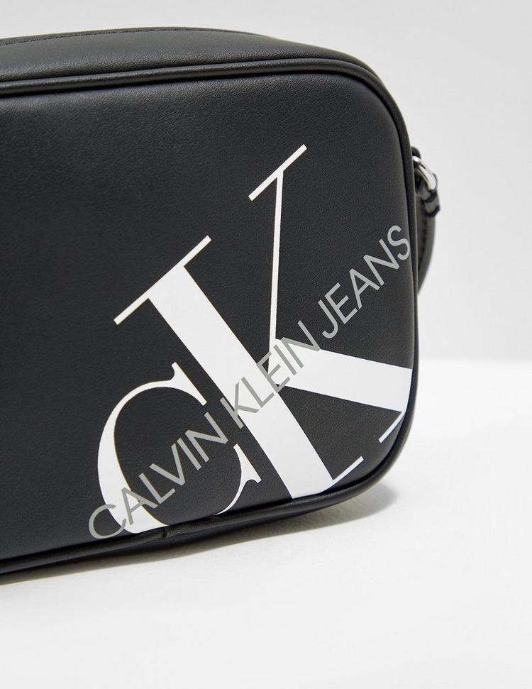 Calvin Klein Jeans Logo Camera Bag