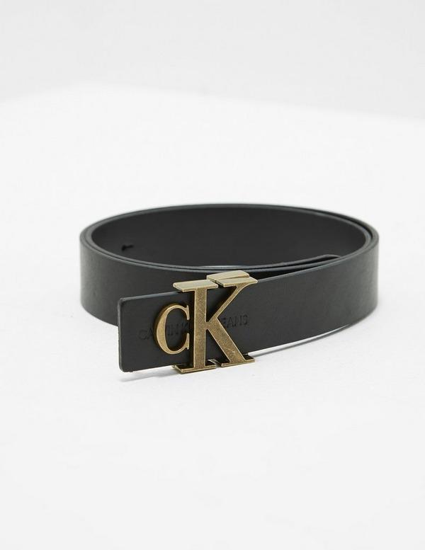 Calvin Klein Jeans Monogram Belt