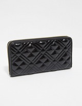 Love Moschino Quilted Large Purse
