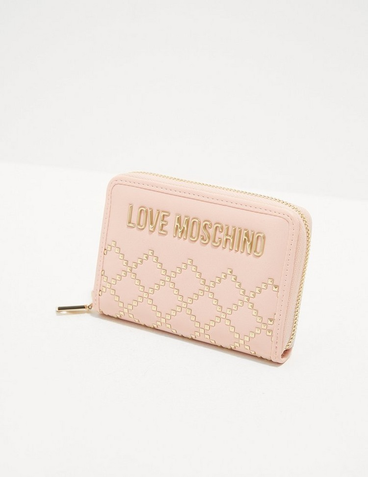 Love Moschino Diamond Stud Purse