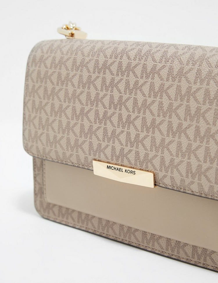 Michael Kors Jade Signature Shoulder Bag