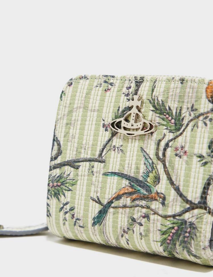 Vivienne Westwood Flower Print Purse