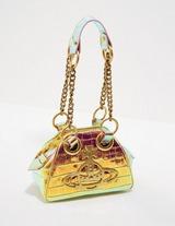Vivienne Westwood Archive Orb Iridescent Bag