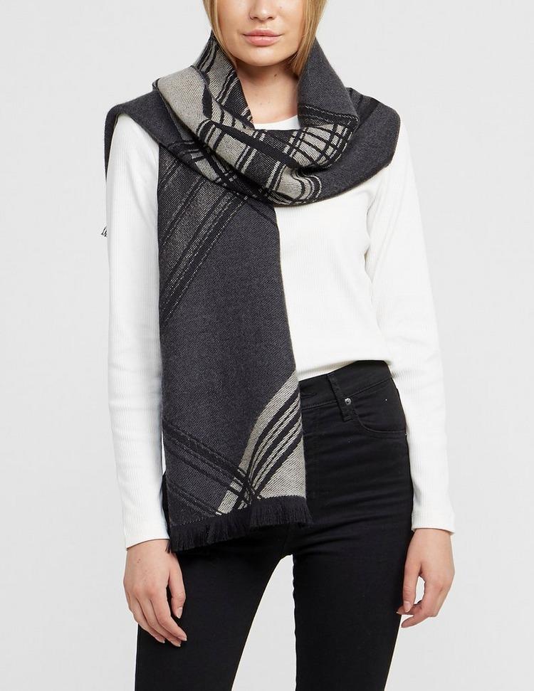 Vivienne Westwood Tartan Wool Scarf