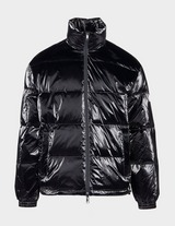 Armani Exchange Shiny Baffle Padded Jacket