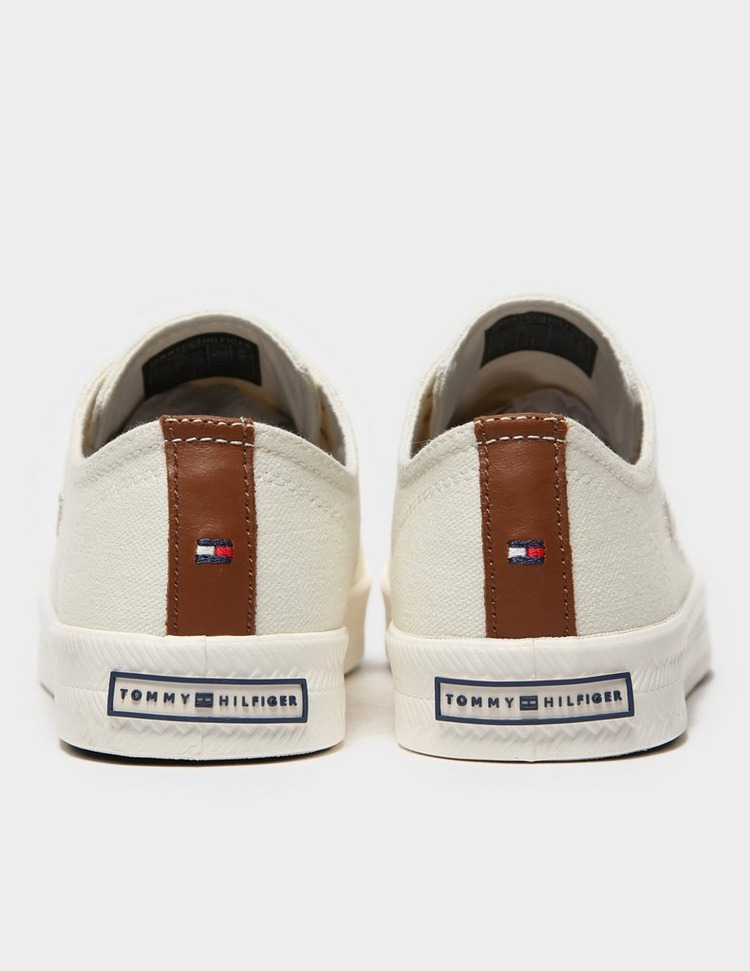 Tommy Hilfiger Canvas Trainers
