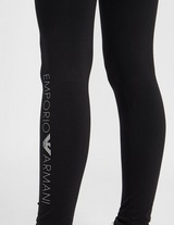 Emporio Armani Loungewear Icon Logo Band Leggings