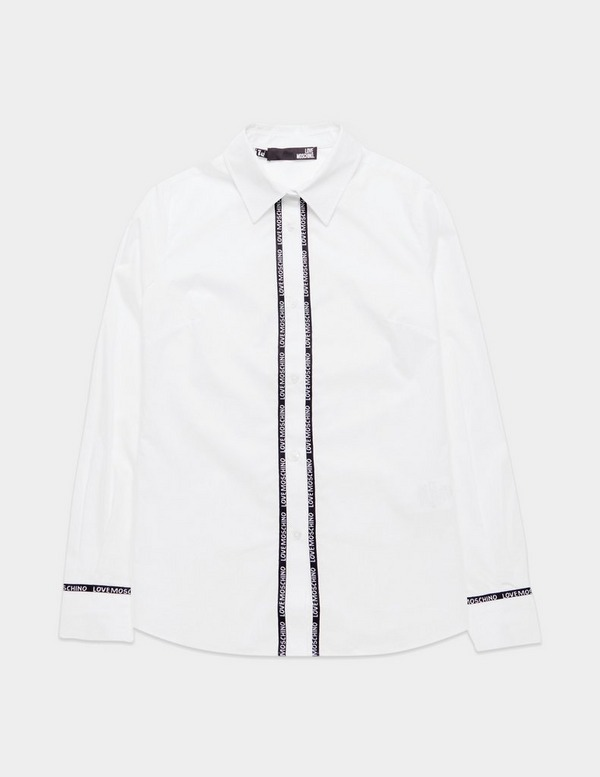 Love Moschino Tape Long Sleeve Shirt