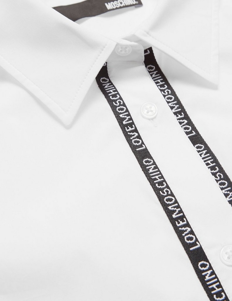 Love Moschino Tape Long Sleeve Shirt