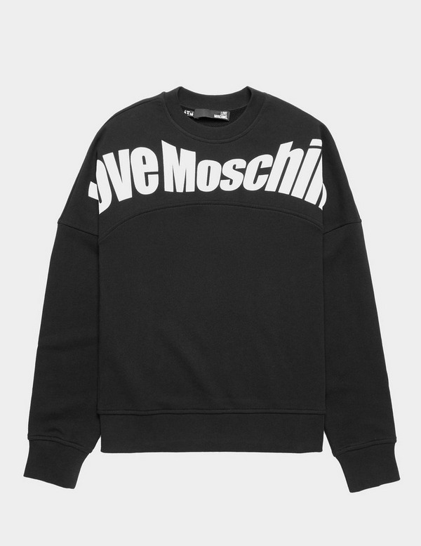 Love Moschino Flex Crew Sweatshirt