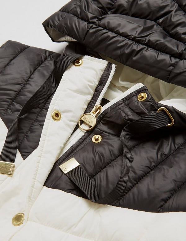 Barbour International Lightning Quilted Jacket