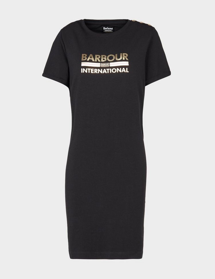 Barbour International Thunderbolt Dress