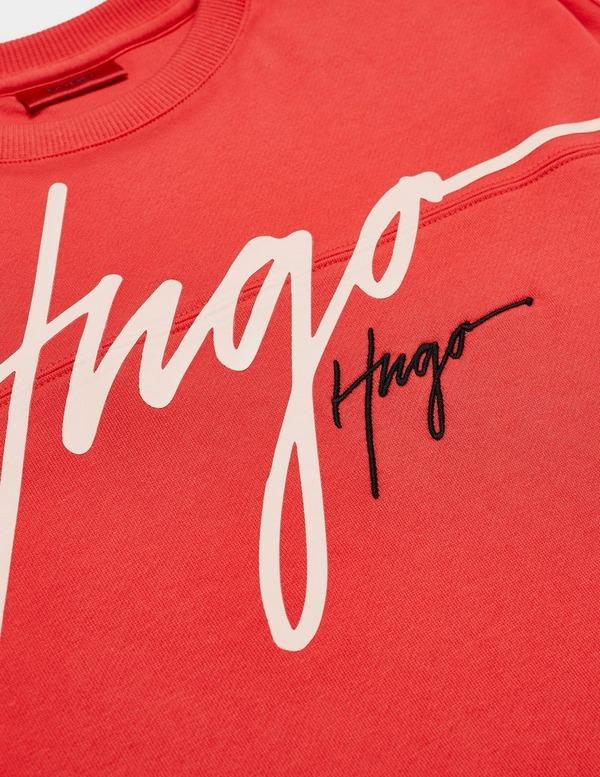 HUGO Nacna Signature Sweatshirt
