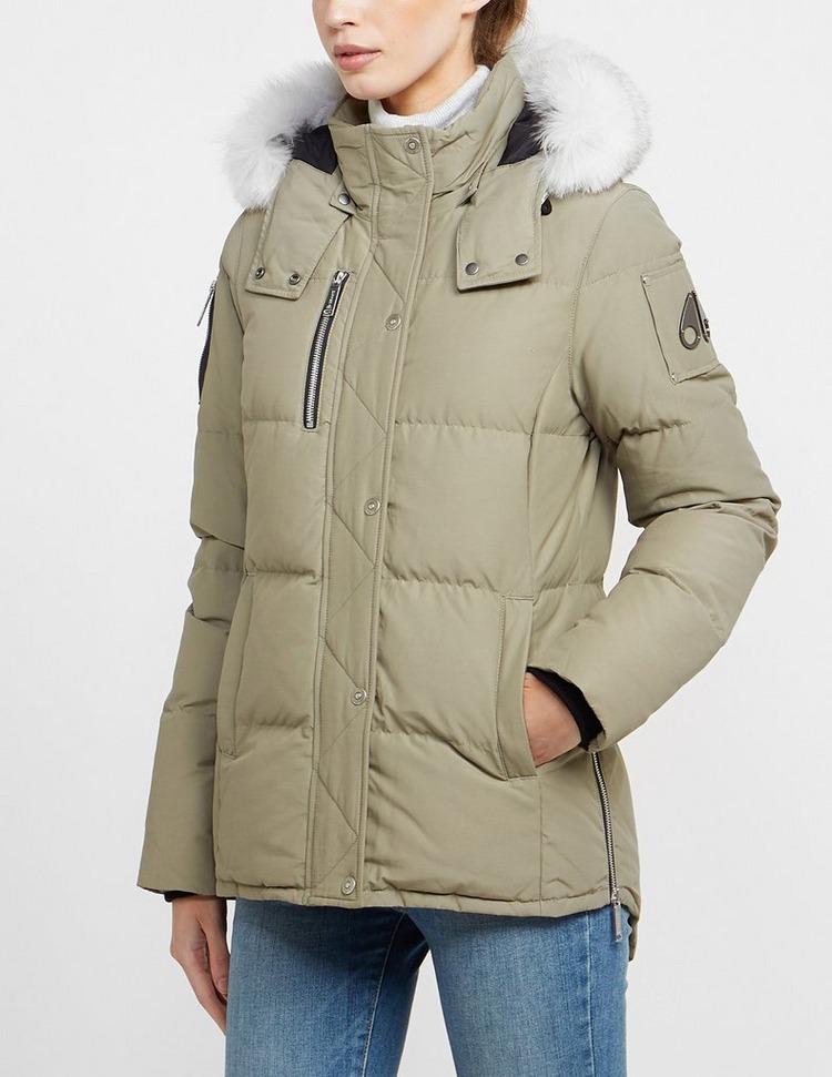 Moose Knuckles Rathnelle Fur Jacket
