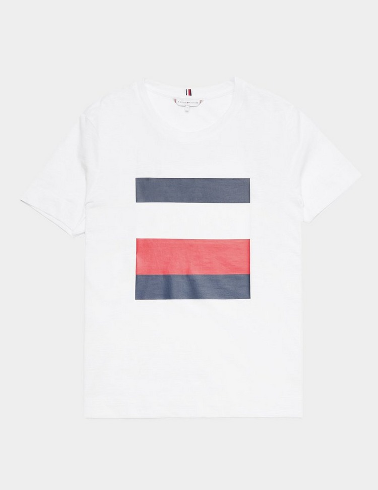 Tommy Hilfiger Cathy Flag Short Sleeve T-Shirt