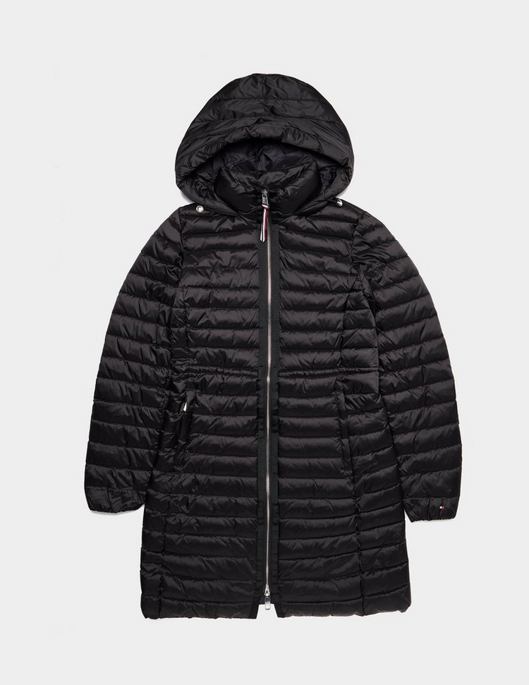 Tommy Hilfiger Jade Quilted Long Jacket