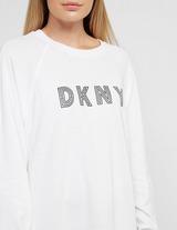 DKNY Track Crew Sweatshirt