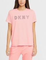 DKNY Track Logo T-Shirt