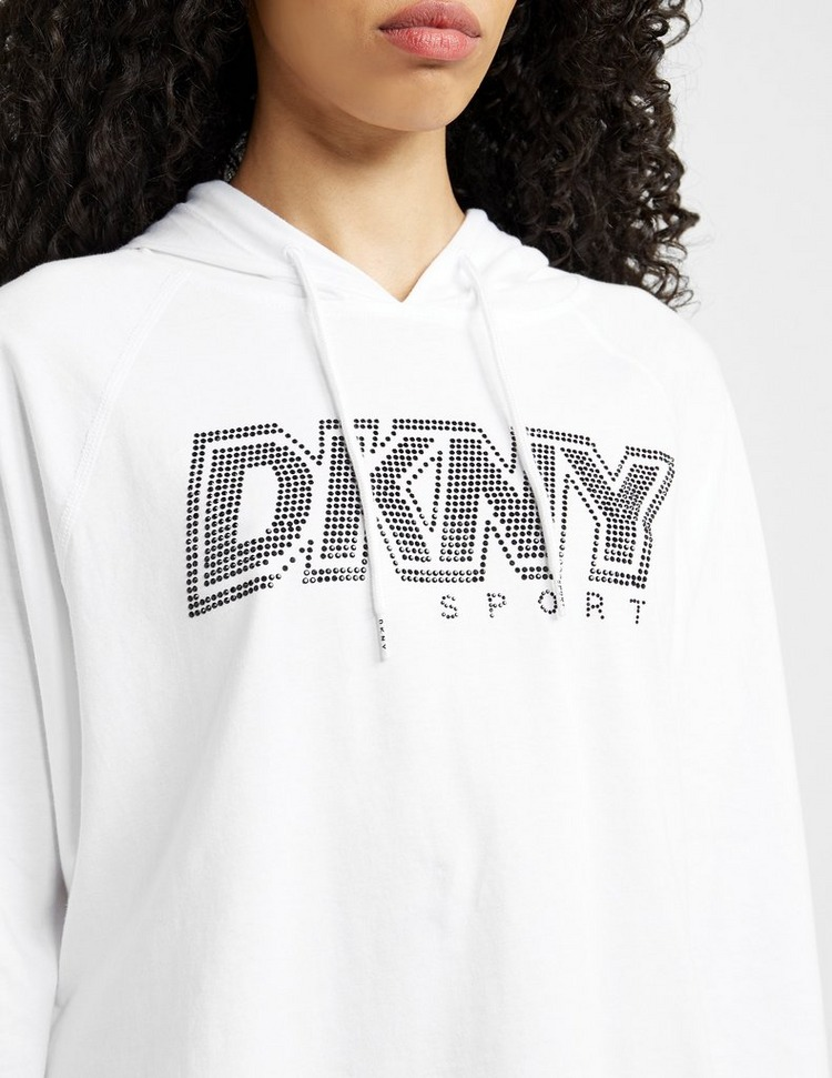 DKNY Rhinestone Hoodie