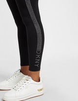 DKNY Rhinestone Leggings