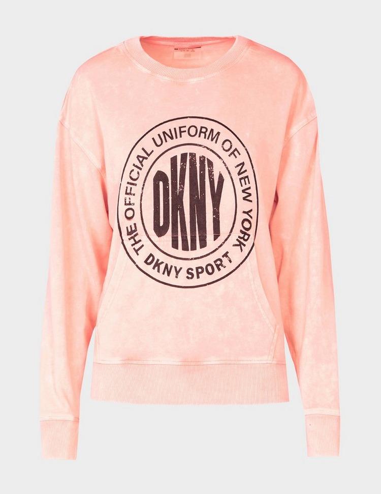 DKNY Medallion Sweatshirt
