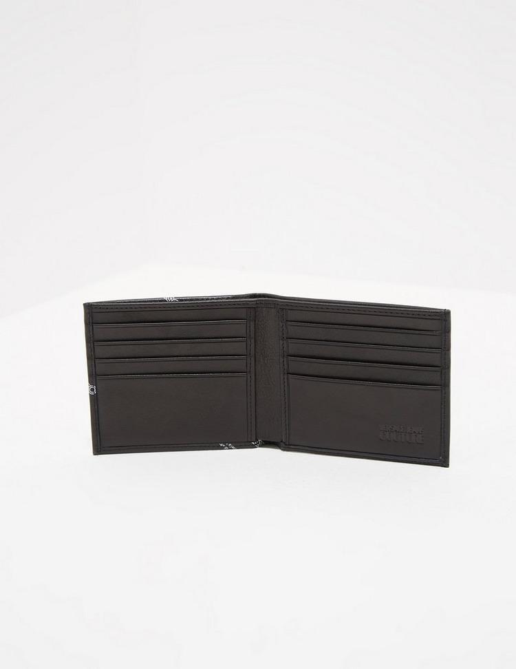 Versace Jeans Couture Label Logo Wallet