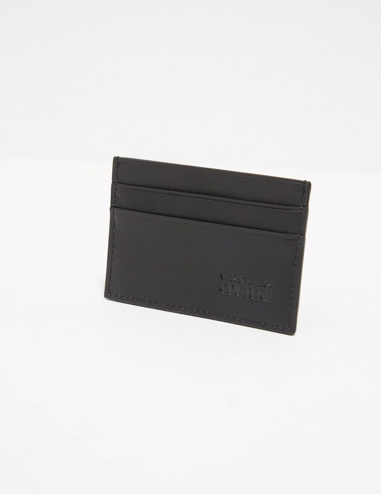Versace Jeans Couture Label Logo Card Holder