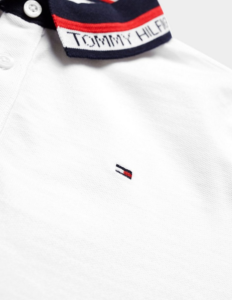 Tommy Hilfiger Logo Short Sleeve Polo Shirt