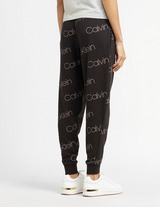 Calvin Klein Underwear All Over Print Icon Joggers