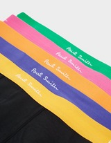 PS Paul Smith 5 Pack Contrast Boxer Shorts