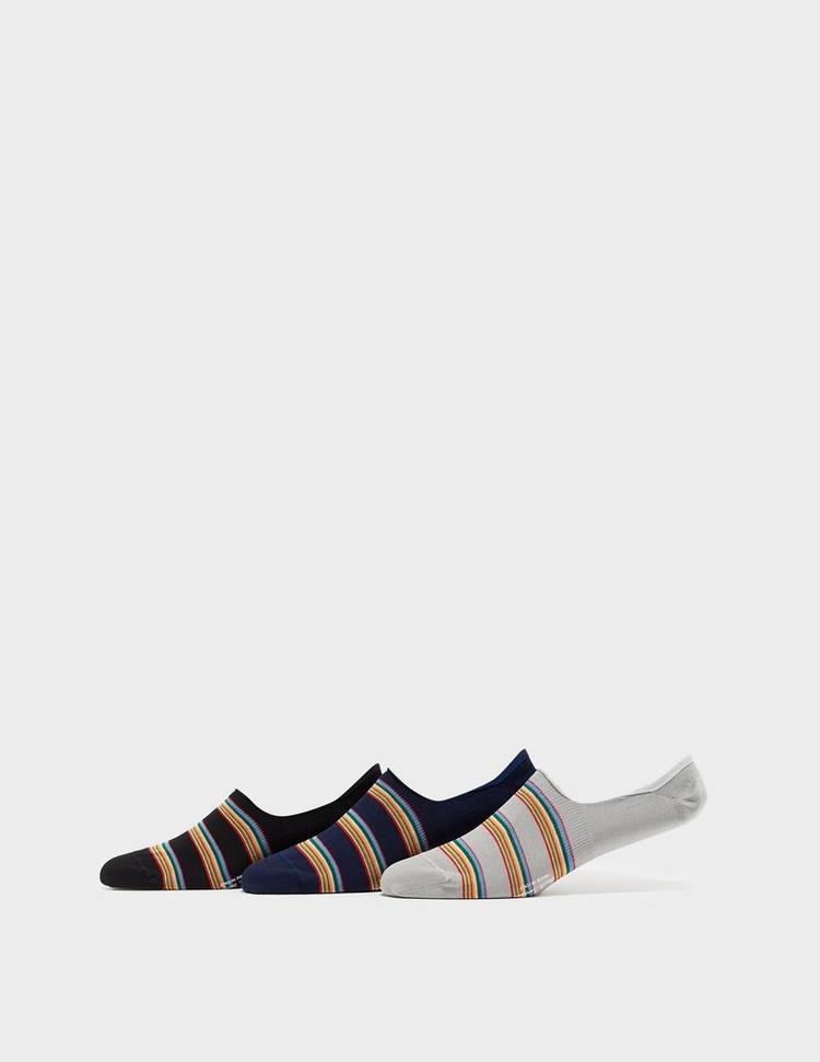 PS Paul Smith 3 Pack Trainer Socks