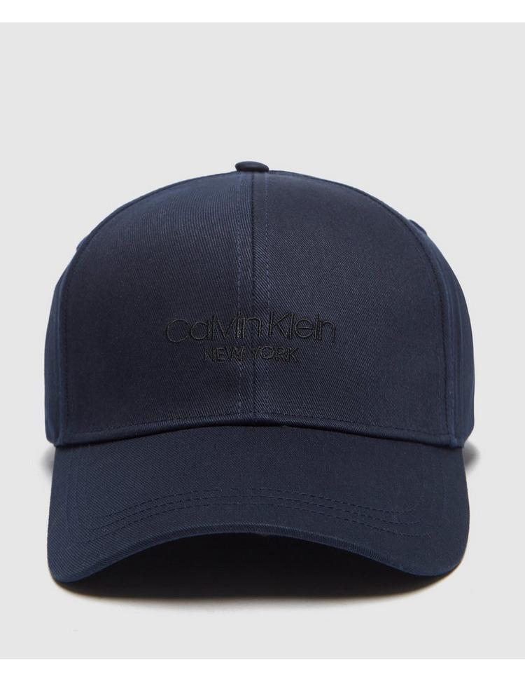 Calvin Klein New York Logo Cap