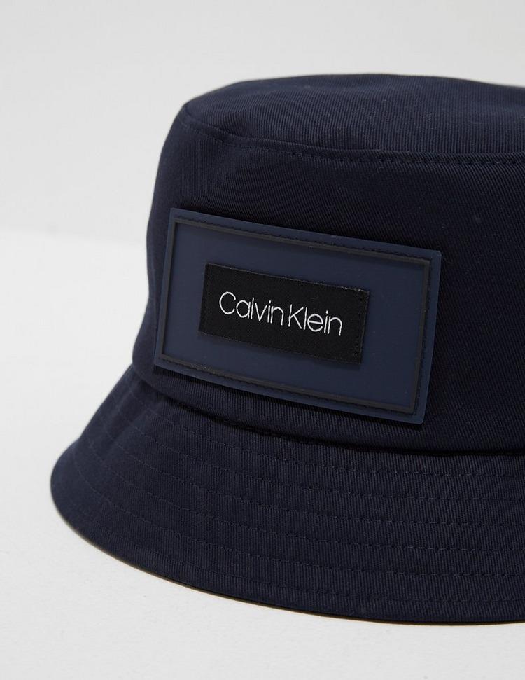 Calvin Klein Patch Logo Bucket Hat