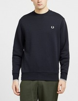 Fred Perry Twin Tipped Crew Sweatshirt