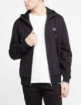 Fred Perry Twin Tipped Full Zip Hoodie