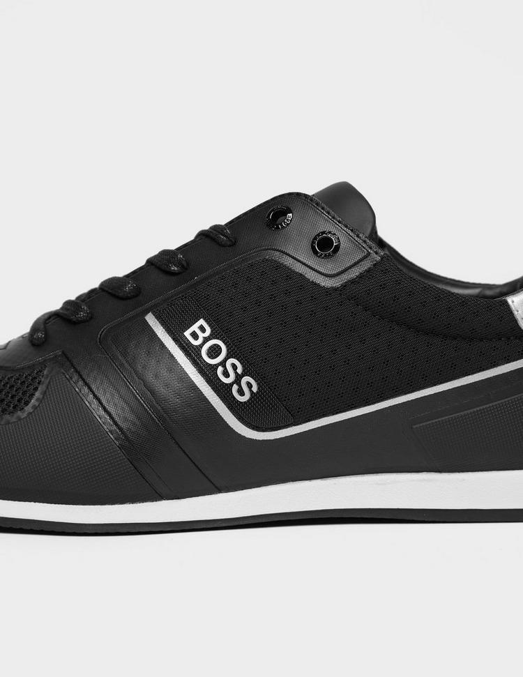 BOSS Glaze Low Trainers