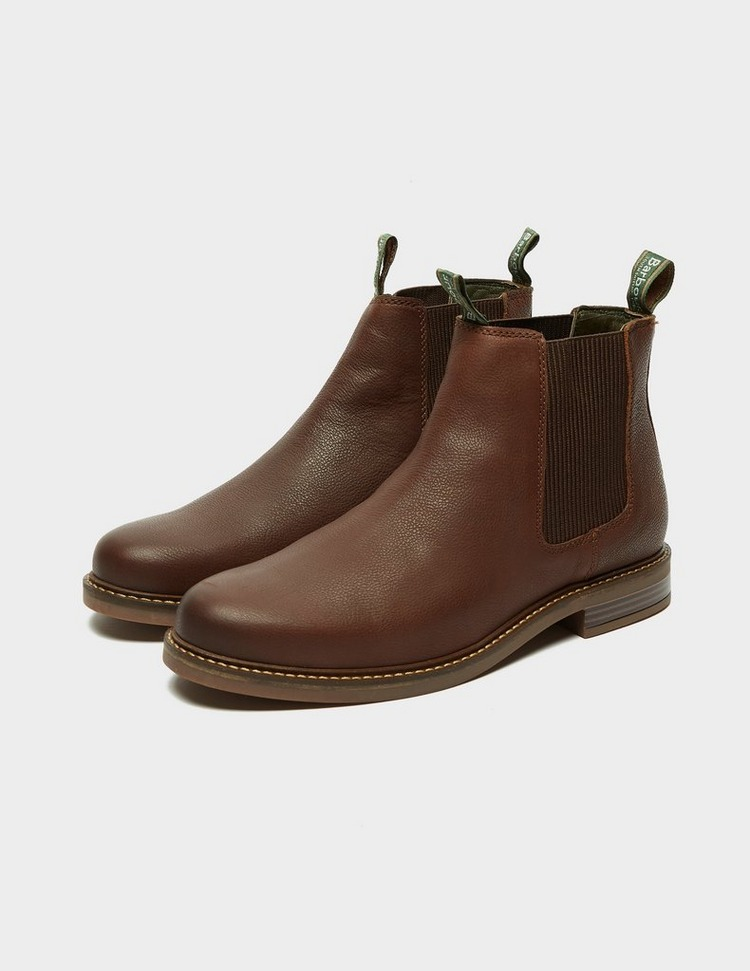 Barbour Farsley Teak Boots